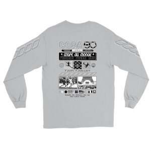 Coupe Du Monde Long Sleeve T-Shirt - Sport Grey