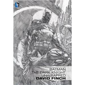 DC Comics: Batman: The Dark Knight Unwrapped Graphic Novel (Hardback)