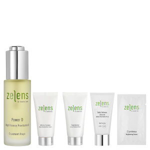 Zelens Power D Collection (Worth £171.35)