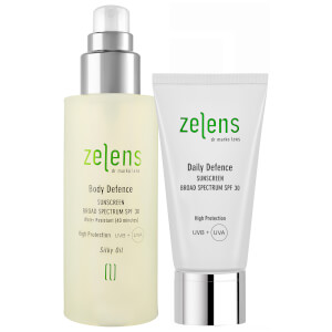 Zelens Daily Body Defence Set