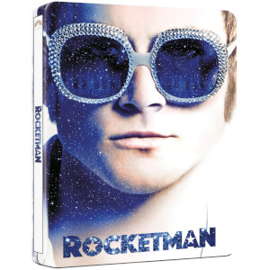Rocketman - 4K Ultra HD Steelbook (Include 2D Blu-ray) Esclusiva Zavvi