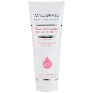 AMELIORATE Transforming Body Lotion - Rose Limited Edition 200ml