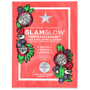 GLAMGLOW Tropicalcleanse Daily Exfoliating Cleanser 3g (Free Gift)