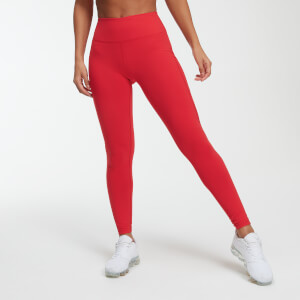 Leggings Power Mesh - Rouge
