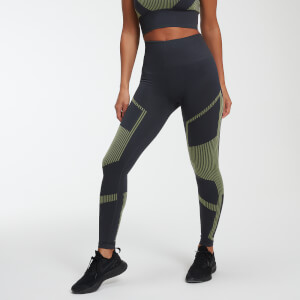 Impact Seamless Leggings - Slate