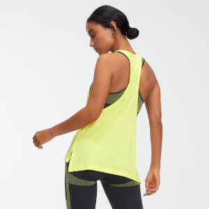 MP Power Women's Vest - Limeade