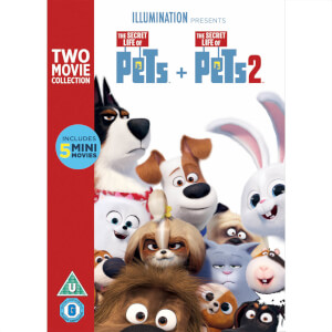 The Secret Life of Pets 2 Box Set