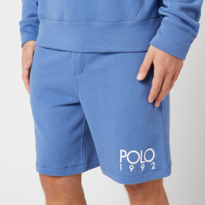 Polo Ralph Lauren Men's 1992 Shorts - Bastille Blue