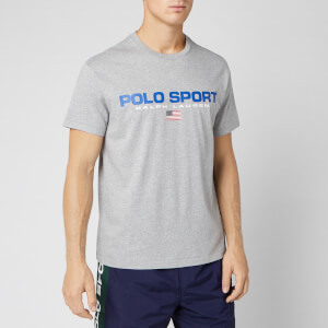 Polo Sport Ralph Lauren Men's T-Shirt - Andover Heather