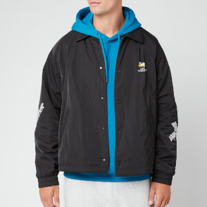 Wooyoungmi Men's Coach Jacket - Black