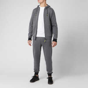 Emporio Armani EA7 Men's Hooded Tracksuit - Grey