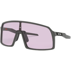Oakley Sutro Sunglasses - Matte Dark Grey/Prizm Low Light