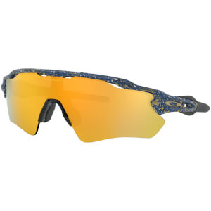Oakley Radar EV Path Sunglasses - Splatter Poseidon/24K Iridium