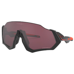 Oakley Flight Jacket Sunglasses - Ignite/Prizm Road Black