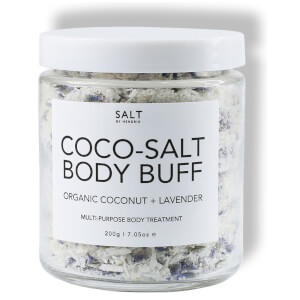 Salt by Hendrix Coco-Salt Body Buff 200g