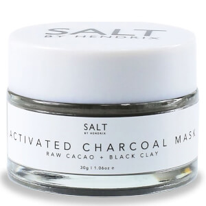 Salt by Hendrix Activated Charcoal Face Mask 30g