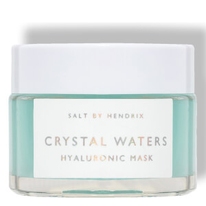 Salt by Hendrix Crystal Waters Face Mask 40g