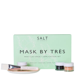 Salt by Hendrix Mask by Tres 100g