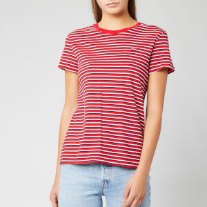 Levi's Women's Perfect T-Shirt - Koronis Brilliant Red