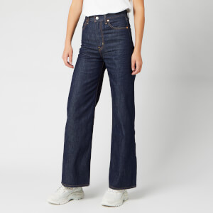 Levi's Women's Ribcage Wide Leg Jeans - High And Mighty