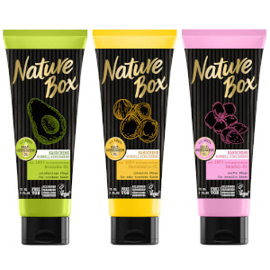 Nature Box Handcreme Mandel / Avocado / Macadamia