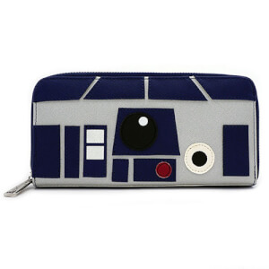 Loungefly Star Wars R2D2 Faux Leather Wallet