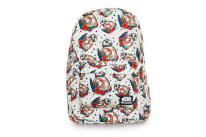 Loungefly Star Wars The Force Awakens Bb8 Tattoo Aop Backpack