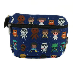 Sac Banane Loungefly Star Wars Chibi