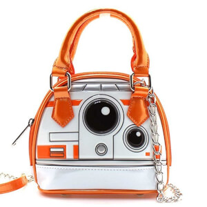 Loungefly Sac à Bandoulière Star Wars Bb-8 Micro Mini Dôme