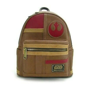 Loungefly Star Wars The Last Jedi Rebel Finn Mini Backpack