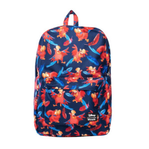 Loungefly Disney Aladdin Iago Nylon Backpack