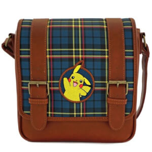 Loungefly Pokémon Pikachu Crossbody Bag