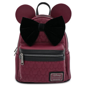 Loungefly Disney Minnie Mouse Eco Pelle Mini Zaino