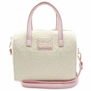 Loungefly Disney Princess Damask Debossed Duffle Bag