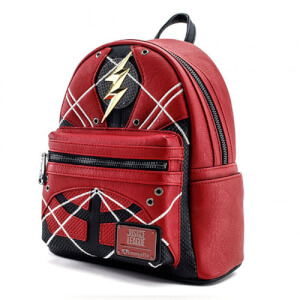 Loungefly DC Justice League The Flash Mini Backpack