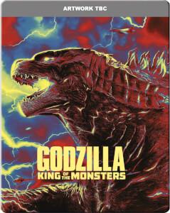 Godzilla II Roi des Monstres – Steelbook 4K Ultra HD (Blu-ray 2D Inclus)