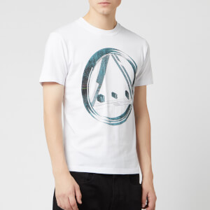 McQ Alexander McQueen Men's Icon 3D T-Shirt - Optic White