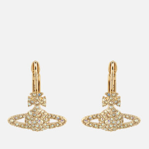 Vivienne Westwood Women's Grace Bas Relief Earrings - Gold Aurore Boreale