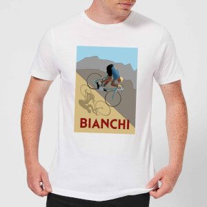 Mark Fairhurst Bianchi Men's T-Shirt - White