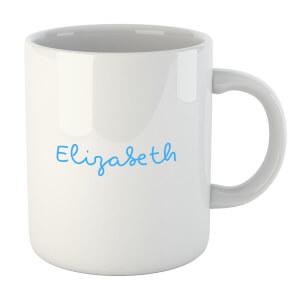 Elizabeth Cool Tone Mug