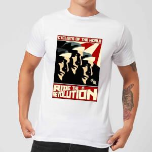 Mark Fairhurst Revolution Men's T-Shirt - White
