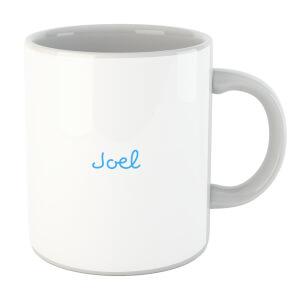Joel Cool Tone Mug