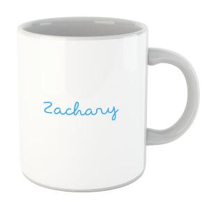 Zachary Cool Tone Mug