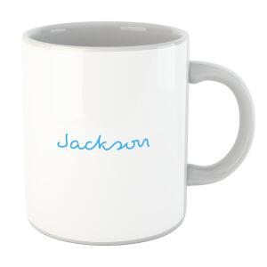 Jackson Cool Tone Mug