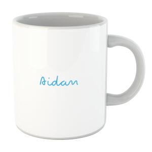 Aidan Cool Tone Mug