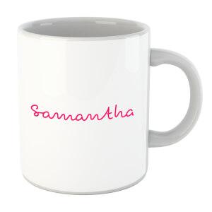 Samantha Hot Tone Mug