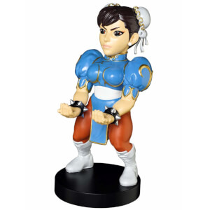 Soporte Mando o Móvil Street Fighter Chun Li (20 cm) - Cable Guy