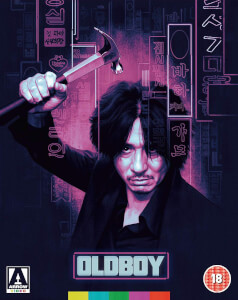 Oldboy- Special Edition Two-Disc Blu-ray Set