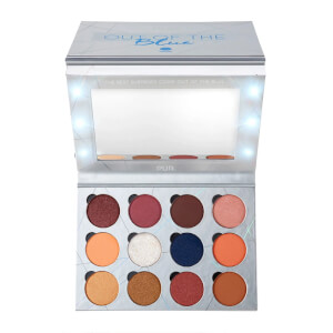 PÜR Out of the Blue Vanity Eyeshadow Palette 160g