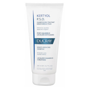 Ducray Kertyol P.S.O. Shampoo for Scalp Prone to Redness and Irritation 6.7 oz